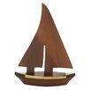 Woodland Imports Model Sail Boat