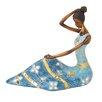 Woodland Imports African Lady Figurine