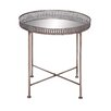 Woodland Imports Compact Foldable Tray Table