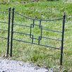 """ACHLA Square-on-Squares 31.5"""" x 36"""" Fence Section"""