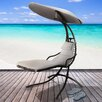 RST Brands Infinity Lounge Chair with Cushion