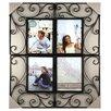 Fetco Home Decor Fashion Andruzy Scroll Corners Picture Frame