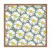 DENY Designs Georgiana Paraschiv Chamomile Square Tray