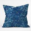 DENY Designs Social Proper Tinsel II Throw Pillow