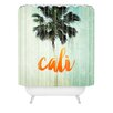 DENY Designs Chelsea Victoria California Hotel Polyester Shower Curtain
