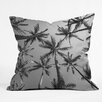 DENY Designs Bree Madden Palms Throw Pillow