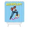 DENY Designs Robert Farkas Epic Kickflip Polyester Shower Curtain
