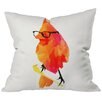 DENY Designs Robert Farkas Throw Pillow