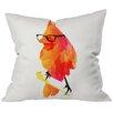 DENY Designs Robert Farkas Throw Pillow
