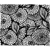 DENY Designs Julia Da Rocha Bouquet of Flowers Love Throw Blanket