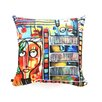 DENY Designs Robin Faye Gates Musical Chairs Throw Pillow