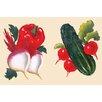 Buyenlarge 'Vegetables' Painting Print