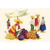 Buyenlarge 'Mexican Basket Merchant' Painting Print