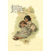 Buyenlarge 'Jack and Jill' by Walter Crane Painting Print