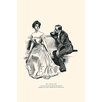 Buyenlarge 'His Beginning' by Charles Dana Gibson Painting Print