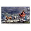 Buyenlarge 'Horse-Drawn Carriage' by Henry Thomas Alken Painting Print