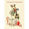 Buyenlarge 'The Life of the Party' by Robert Livingston Dickey Vintage Advertisement