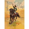 Buyenlarge 'Peace and War' Vintage Advertisement