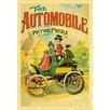 Buyenlarge 'The Automobile-Picture Puzzle' Vintage Advertisement