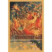 Buyenlarge 'Wheat Angels' Painting Print