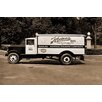 Buyenlarge 'Keener Brand Meets, Kuhner Packing Co. Delivery Truck' Photographic Print