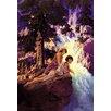 Buyenlarge 'Waterfall' by Maxfield Parrish Wall Art