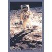 Buyenlarge Apollo 11: Man on the Moon by NASA Graphic Art