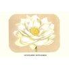 Buyenlarge 'Lotus flower - Egyptian Bean' by Louis Benoit Van Houtte Painting Print