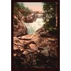 Buyenlarge 'Cerisy Waterfall' by Detroit Photographic Company Graphic Art