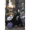Buyenlarge 'A Widow' by James Tissot Painting Print