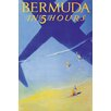 Buyenlarge 'Bermuda in 5 Hours' by Paul George Lawler Graphic Art