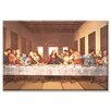 Buyenlarge 'The Last Supper' Painting Print on Wrapped Canvas