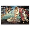 Buyenlarge 'Birth of Venus' Painting Print on Wrapped Canvas