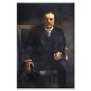 Buyenlarge 'Teddy Roosevelt' Painting Print on Wrapped Canvas