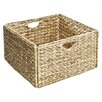 Woven Hyacinth Storage Basket (Set of 2)