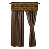 Wooded River Stampede Single Drape Panel