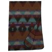 Wooded River Painted Desert II Throw