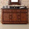 """James Martin Furniture Charleston 60"""" Single Bathroom Vanity Set"""