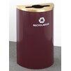 Glaro, Inc. RecyclePro Value Series 16-Gal Single Stream Industrial Recycling Bin