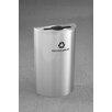 Glaro, Inc. RecyclePro 14-Gal Single Stream Industrial Recycling Bin