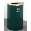 Glaro, Inc. RecyclePro 14-Gal Single Stream Industrial Recycling Bin