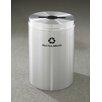 Glaro, Inc. RecyclePro 33-Gal Single Stream Industrial Recycling Bin