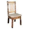 Montana Woodworks® Glacier Country Side Chair