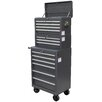 "WEN 26"" Wide 15 Drawer Tool Chest and Cabinet Combo"