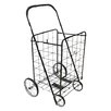 "ATH Home 41"" Rolling Shopping Cart"