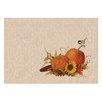 Heritage Lace Harvest Pumpkin Placemat
