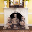 Tozai 3 Piece Dransfield and Ross Roman Bust