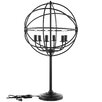 """Modway Atom 36"""" H Table Lamp with Sphere Shade"""