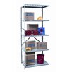 Hallowell Hi-Tech Shelving Duty Open Type 5 Shelf Shelving Unit Add-on