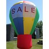 Comfy Critters 16' Promotional Advertising Inflatable Hot Air Style Balloon